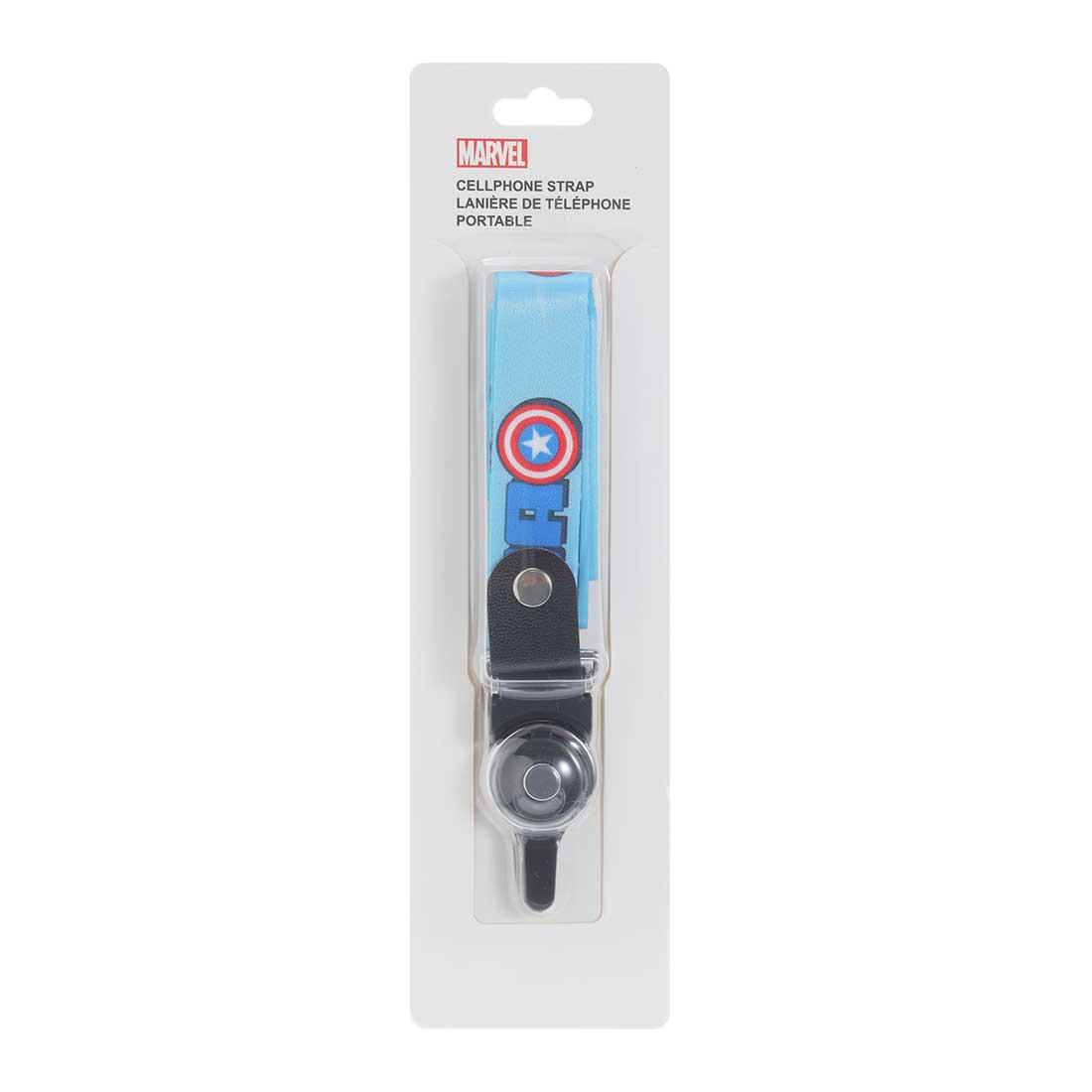 Dây đeo điện thoại Miniso Marvel 18g (Ngẫu nhiên) - Hàng chính hãng