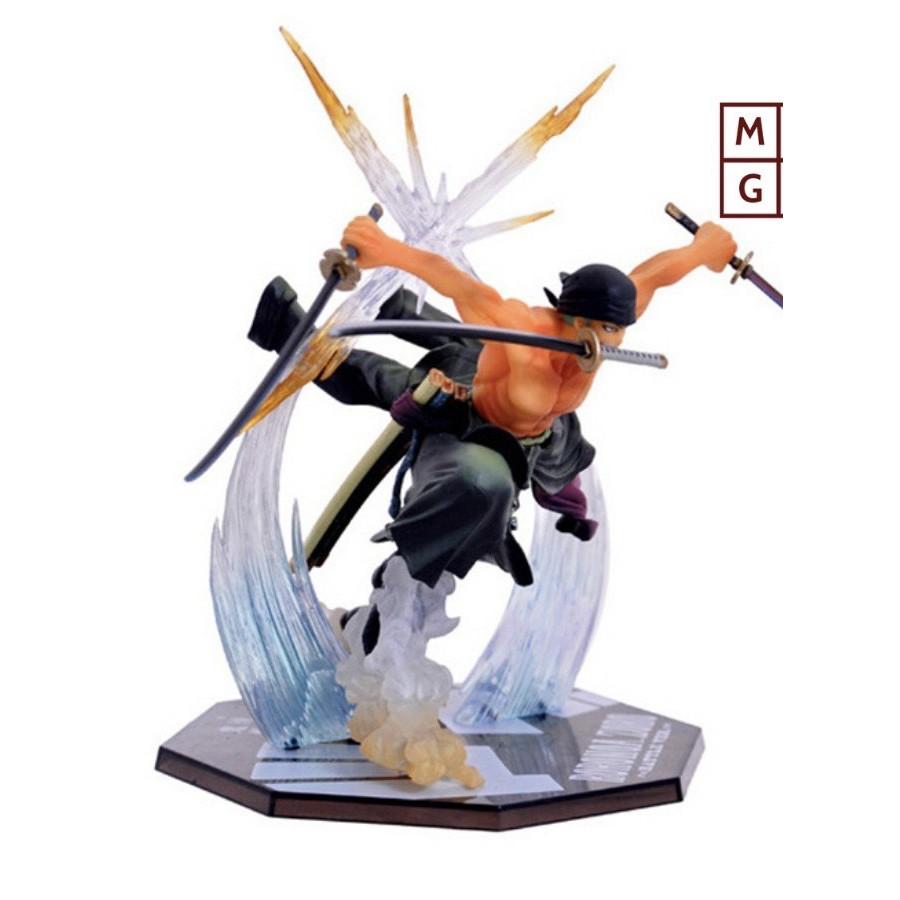 Mô Hình Figure Luffy Zoro ANIME MANGA