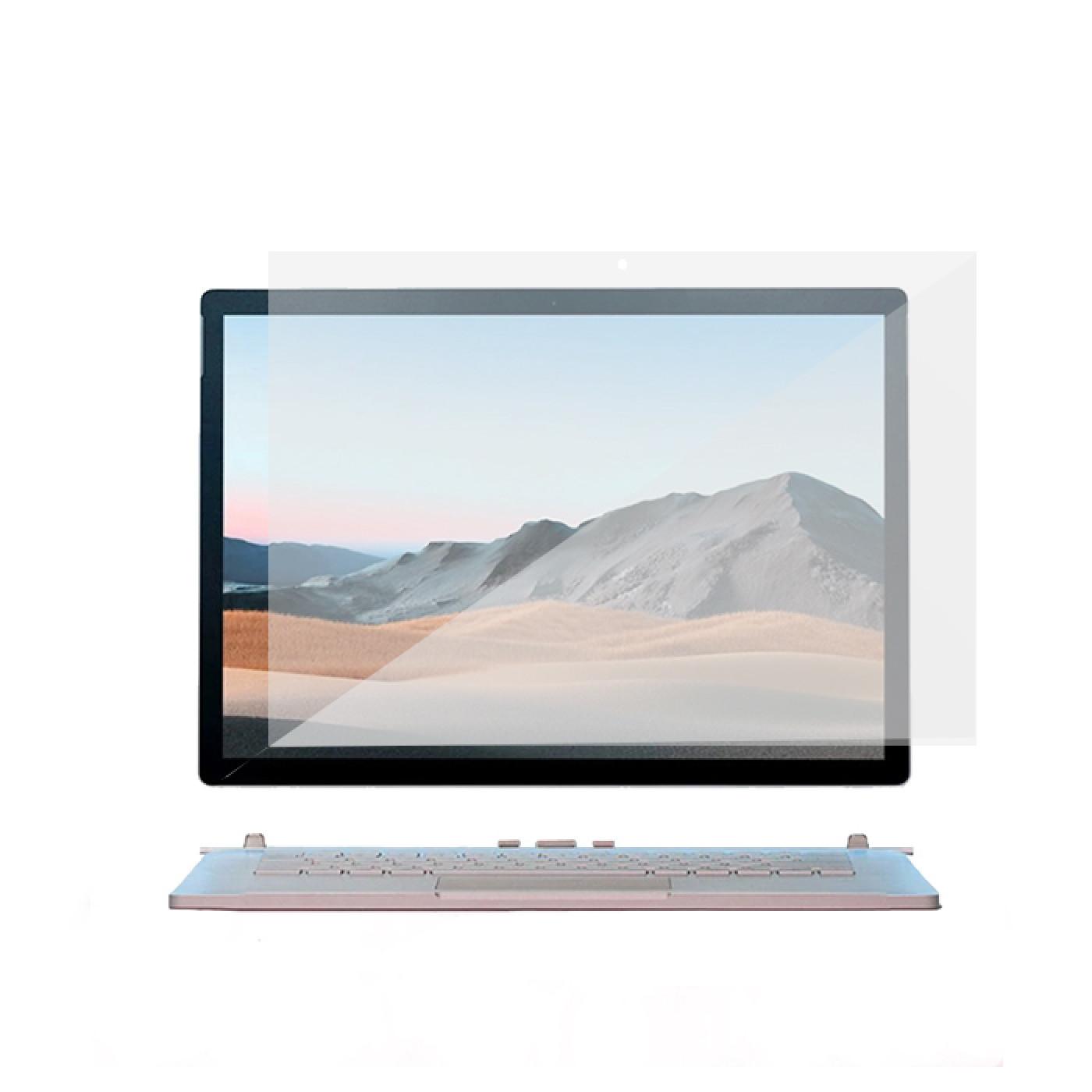 Kính cường lực GlassM bảo vệ cho Surface Book 3 ( 13.5'' + 15'') - Hàng nhập khẩu