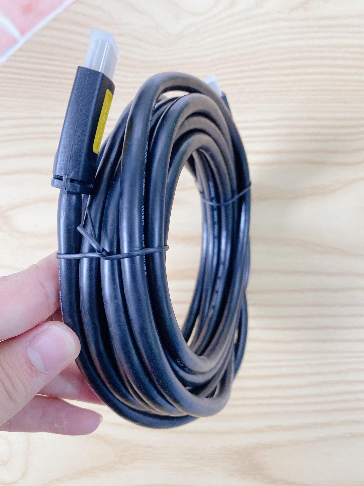 Cáp HDMI Earldom W09 dài 5m hàng chính hãng - Cáp HDMI - Displayport