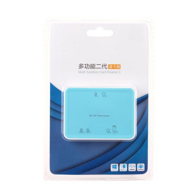 Đầu đọc thẻ 2.0 cho các dòng thẻ nhớ TF , SD , XD , M2 , MS , CF  - hàng nhập khẩu