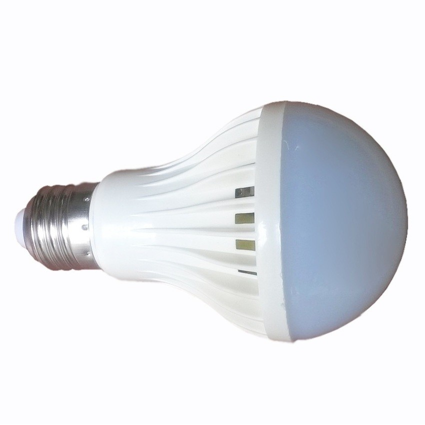 Bóng đèn Led cảm ứng tích điện 7W (tặng kèm chui sạc)