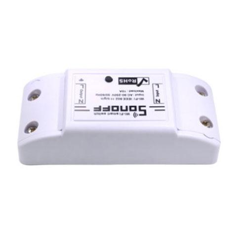 Công Tắc Thông Minh SONOFF Điều Khiển Qua Wifi, Mạng 3G, 4G