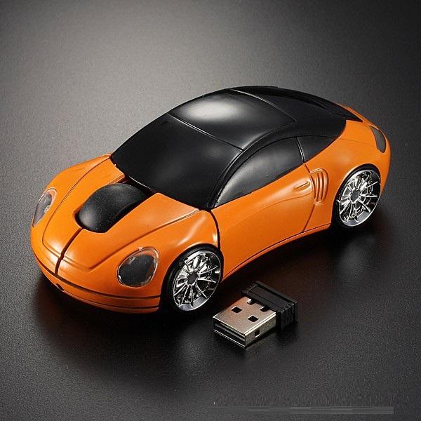 Chuột không dây mô hình ô tô - Hàng nhập khẩu
