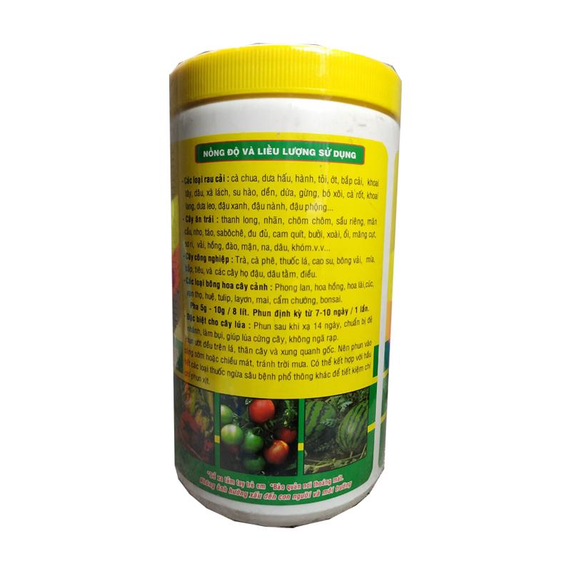Phân bón Grow more 6-30-30 (500g/hũ) | Kích ra hoa và nở đồng loạt đồng thời chống hiện tượng nghẹn rễ | BUD BLOSSOM