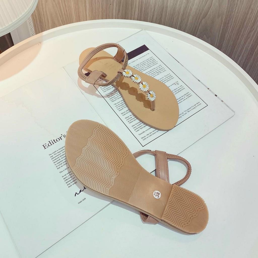 giày sandal nữ xỏ ngon cực xinh