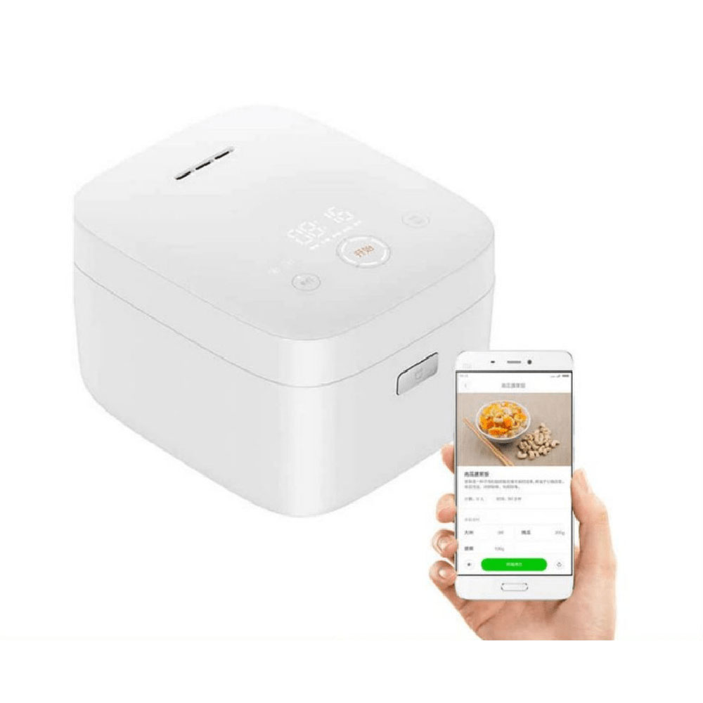 Nồi cơm điện cao tần Xiaomi Mijia IH gen 2 4L rice cooker - Hàng Nhập Khẩu