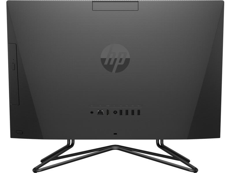"""Máy tính để bàn HP 200 Pro G4 AIO (Core i3-10110U, 4GB, 256GB SSD, DVDRW, Intel UHD Graphics, 21.5""""FHD, Win 10 Home 64)_2J860PA - Hàng Chính Hãng"""