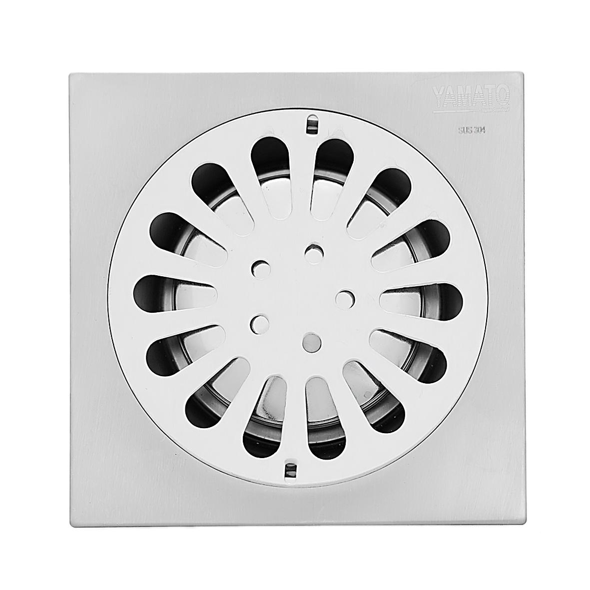 Hố ga thoát sàn Inox 304 (120x120)mm