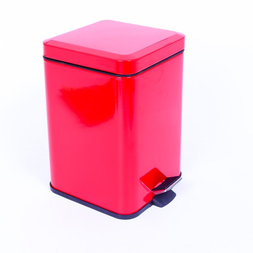 Thùng rác INOX Vuông ECO 109 dung tích 6L