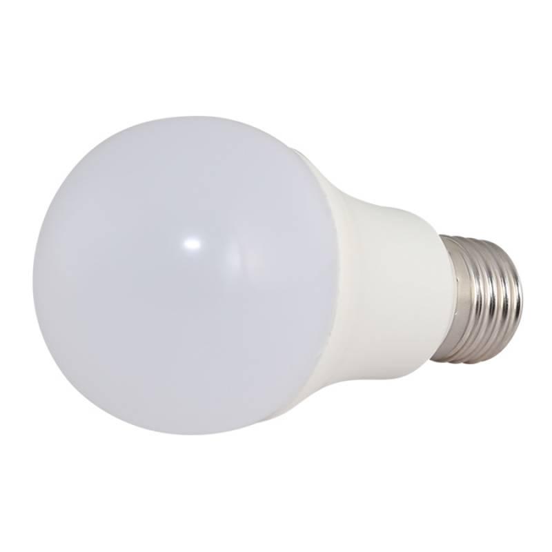 06 bóng đèn led bulb  5W ánh sáng vàng Rạng Đông