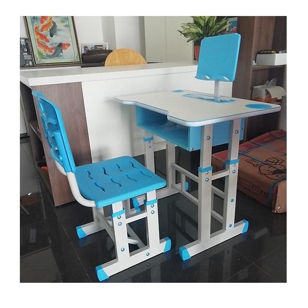 Combo bộ bàn ghế học sinh chống gù, chống cận cho trẻ từ 3 tới 18 tuổi T12