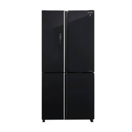 Tủ lạnh Sharp Inverter 525 lít SJ-FXP600VG-BK Model 2021 - Hàng chính hãng (chỉ giao HCM)