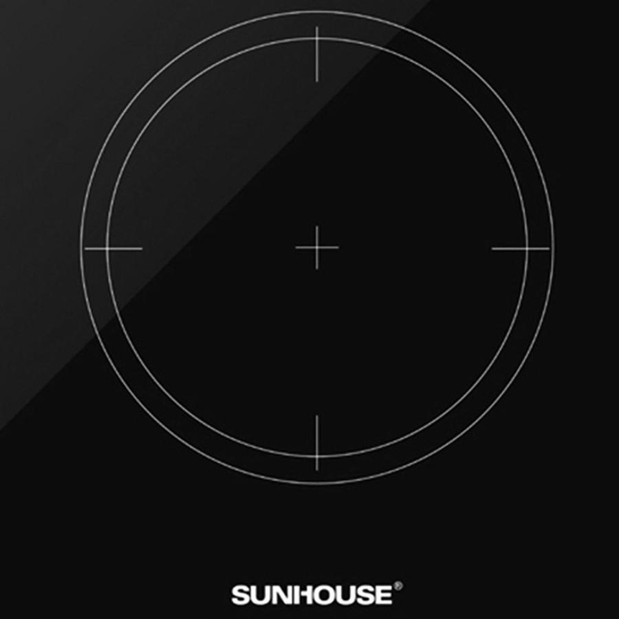 Bếp Hồng Ngoại Cảm Ứng Sunhouse SHD6016- Hàng chính hãng