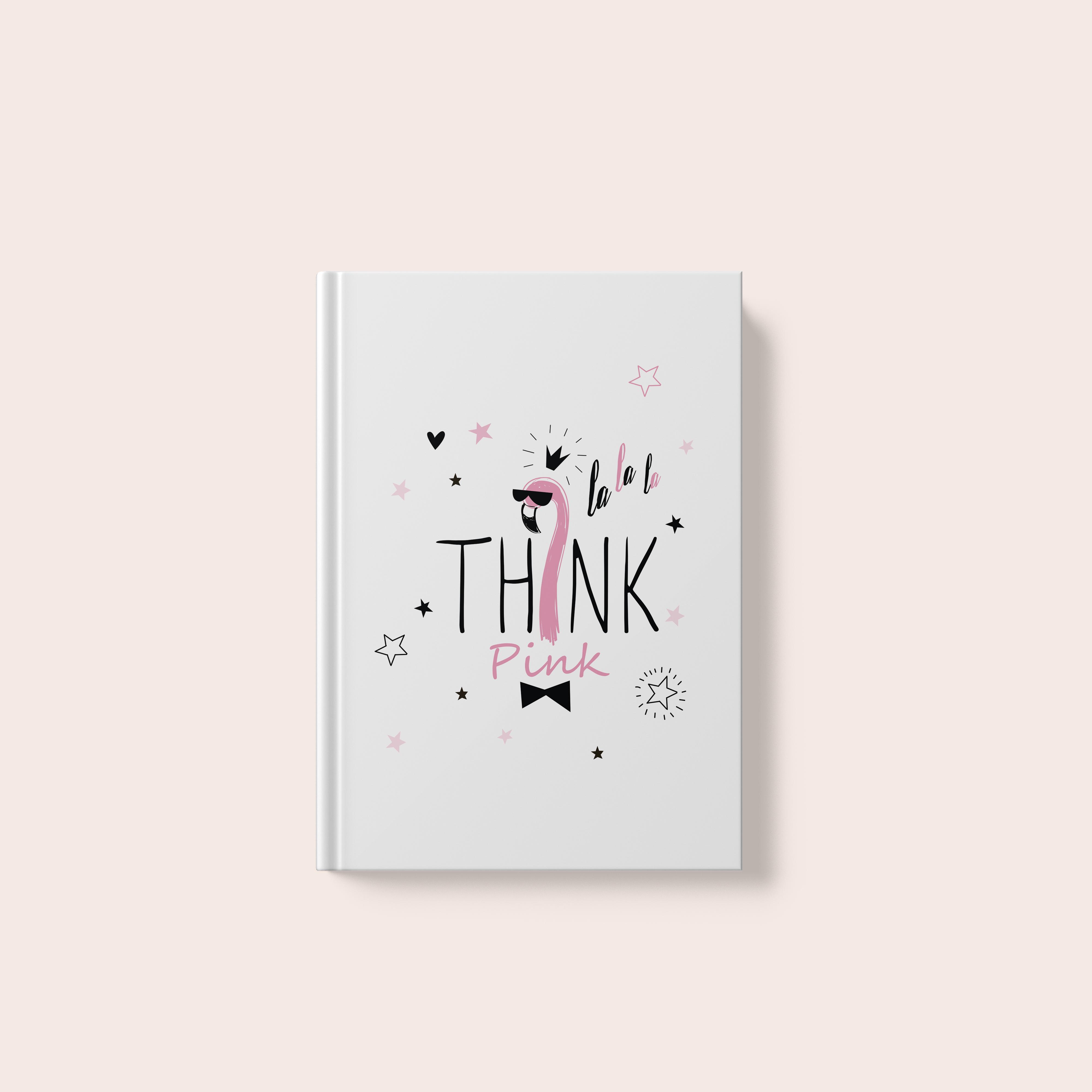 Sổ Kế Hoạch 12 tháng - Think Pink