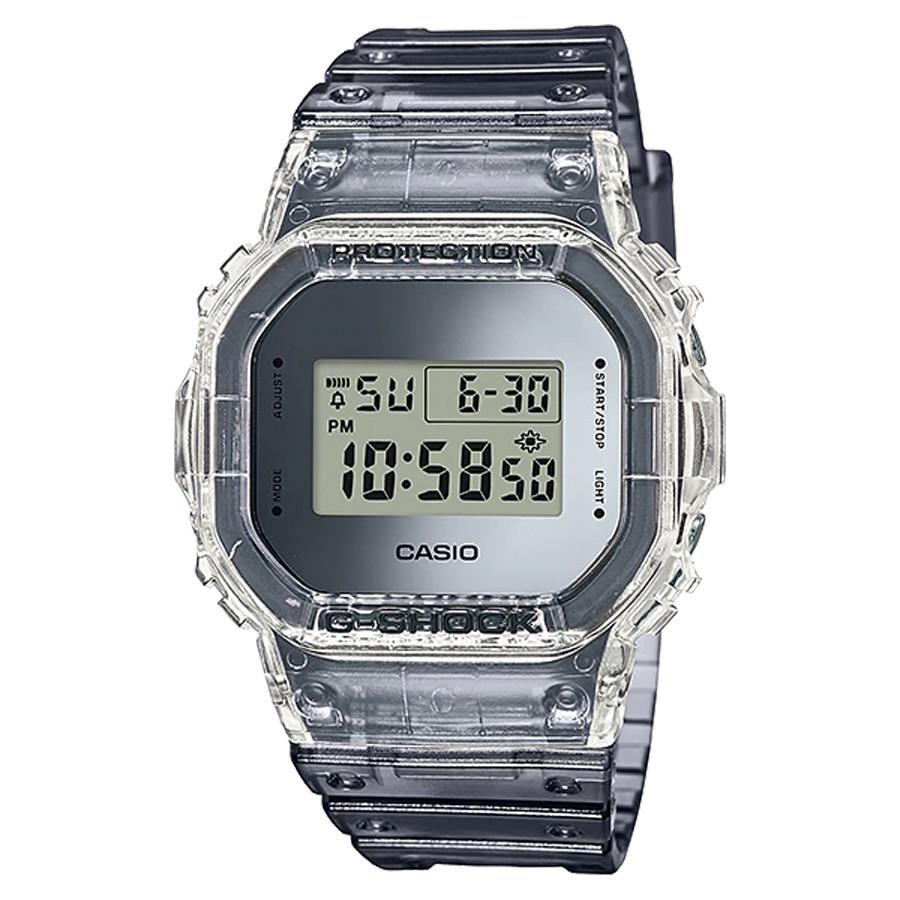 Đồng hồ nam dây nhựa Casio G-Shock chính hãng DW-5600SK-1DR