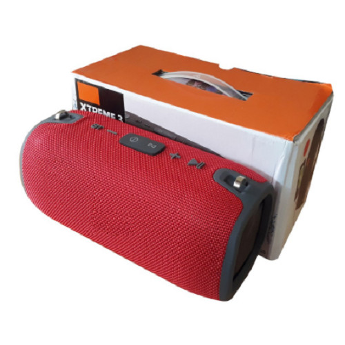 Loa Bluetooth Super Bass GUTEK X3, Loa Nghe Nhạc Cầm Tay Không Dây, Âm Thanh Lớn, Bass Tuyệt Hảo, Chống Thấm Nước Tốt, Cắm Usb, Thẻ Nhớ,Jack 3.5, Đài FM, Nhiều Màu Sắc - Hàng Chính Hãng