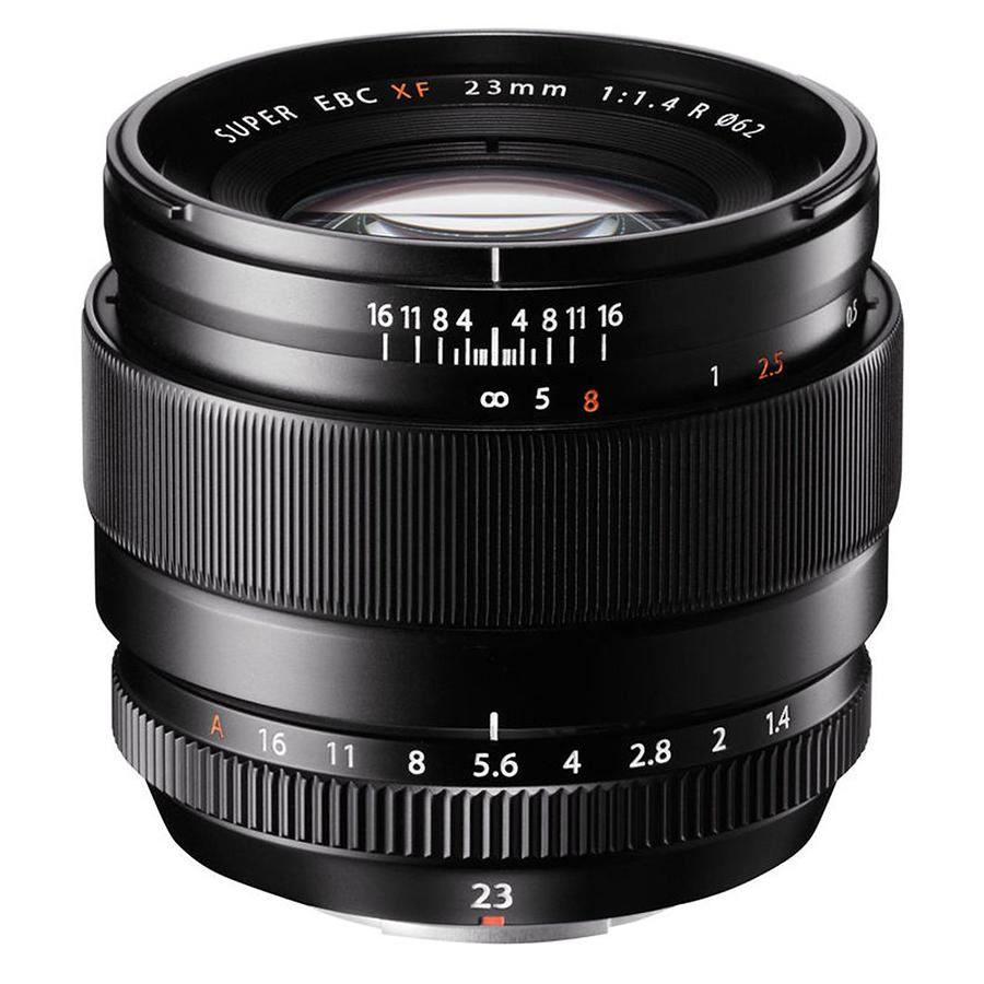 Ống Kính Fujifilm Fujinon XF 23mm F1.4 R - Hàng Chính Hãng