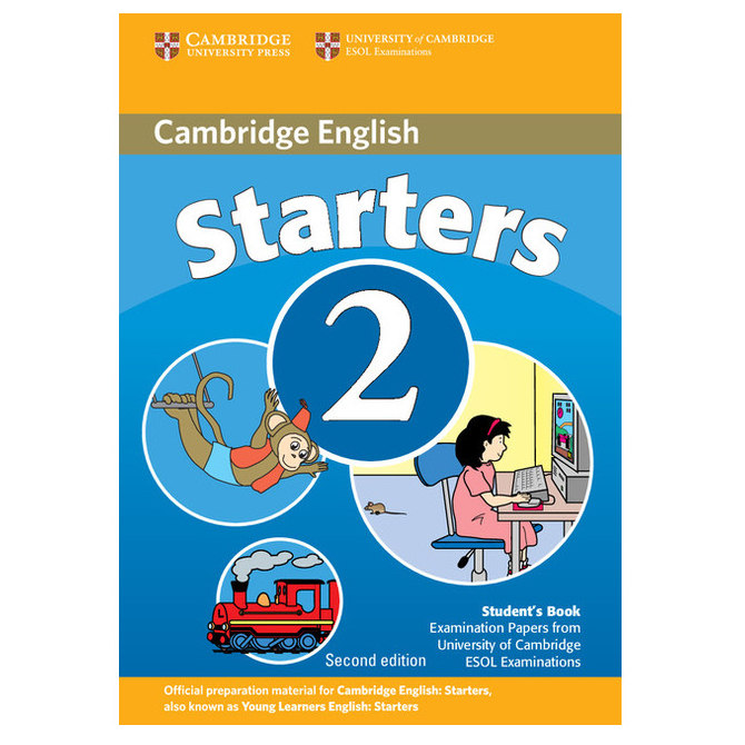 Cambridge Young Learner English Test Starters 2: Student Book