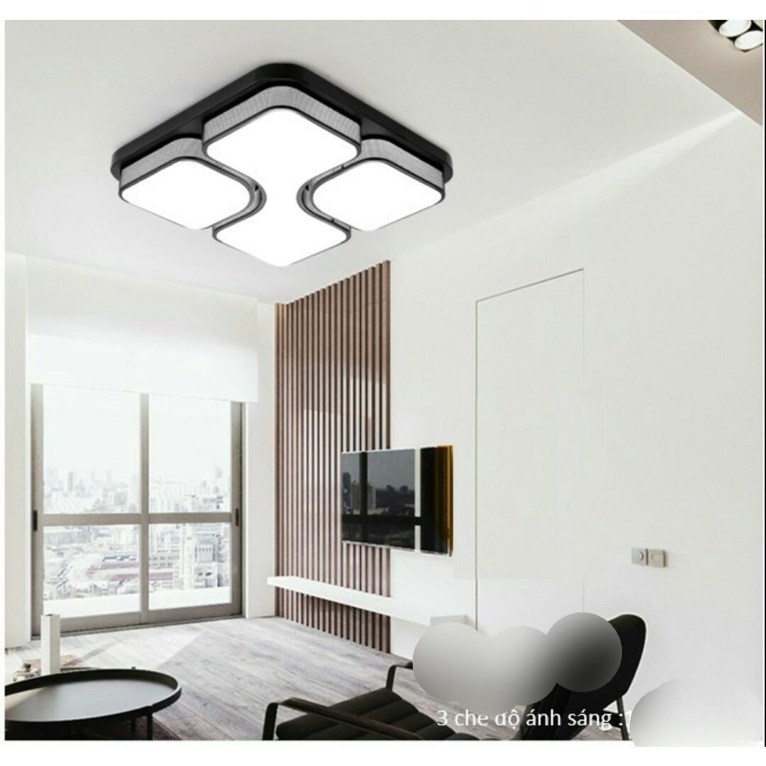 Đèn mâm ốp trần phòng khách,phòng ngủ hiện đại PA070