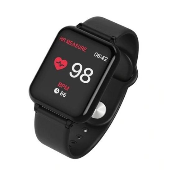 Đồng hồ thông minh Smart Watch SW105-1 theo dõi sức khỏe, vận động thể thao