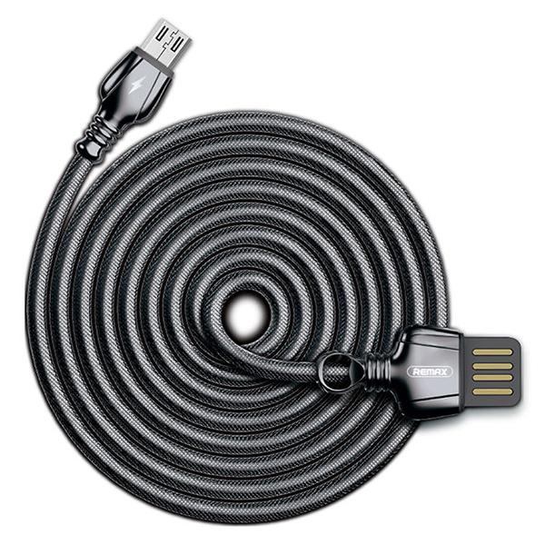 Cáp Sạc Micro USB 1m Remax RC-063m (Màu Ngẫu Nhiên) - Hàng Chính Hãng