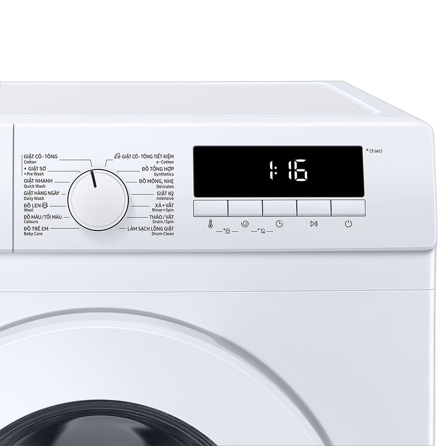 Máy Giặt Samsung Inverter 9 Kg WW90T3040WW - Chỉ Giao HCM