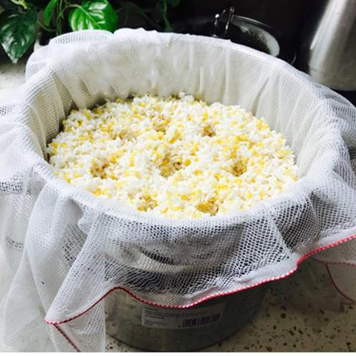 Bộ 2 khăn đồ xôi - Phụ kiện phòng ăn khác Thương hiệu OEM | SieuThiChoLon.com