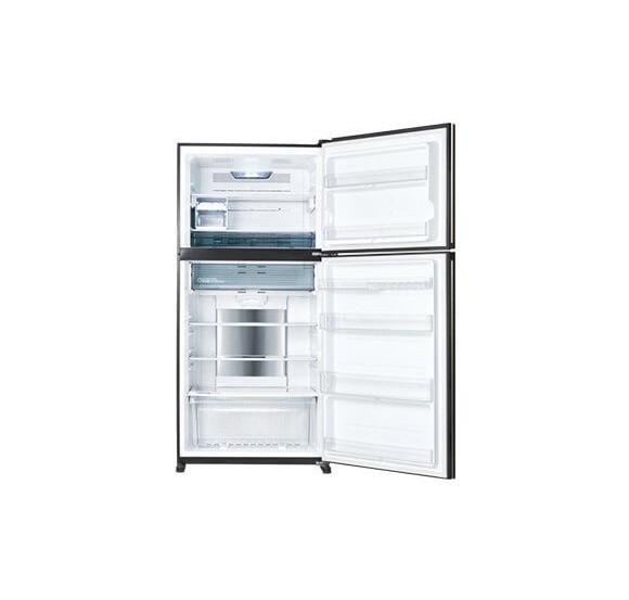 Tủ lạnh Sharp Inverter 604 lít SJ-XP660PG-BK Model 2021 - Hàng chính hãng (chỉ giao HCM)
