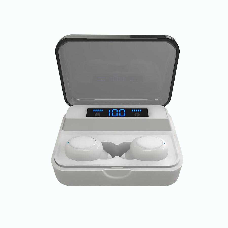 Tai Nghe Bluetooth 5.0 TWS Nhét Tai Không Dây PKCB180 - Hàng Chính Hãng