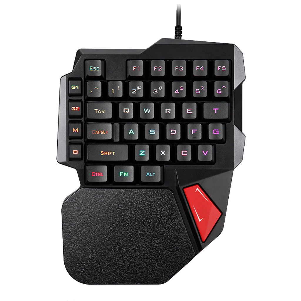 Bàn Phím K108 có 38 phím Chơi Game Pubg Mobile, Rules Of Survival, Free Fire Trên Điện Thoại, Máy Tính Bảng, Laptop Và PC - Hàng chính hãng