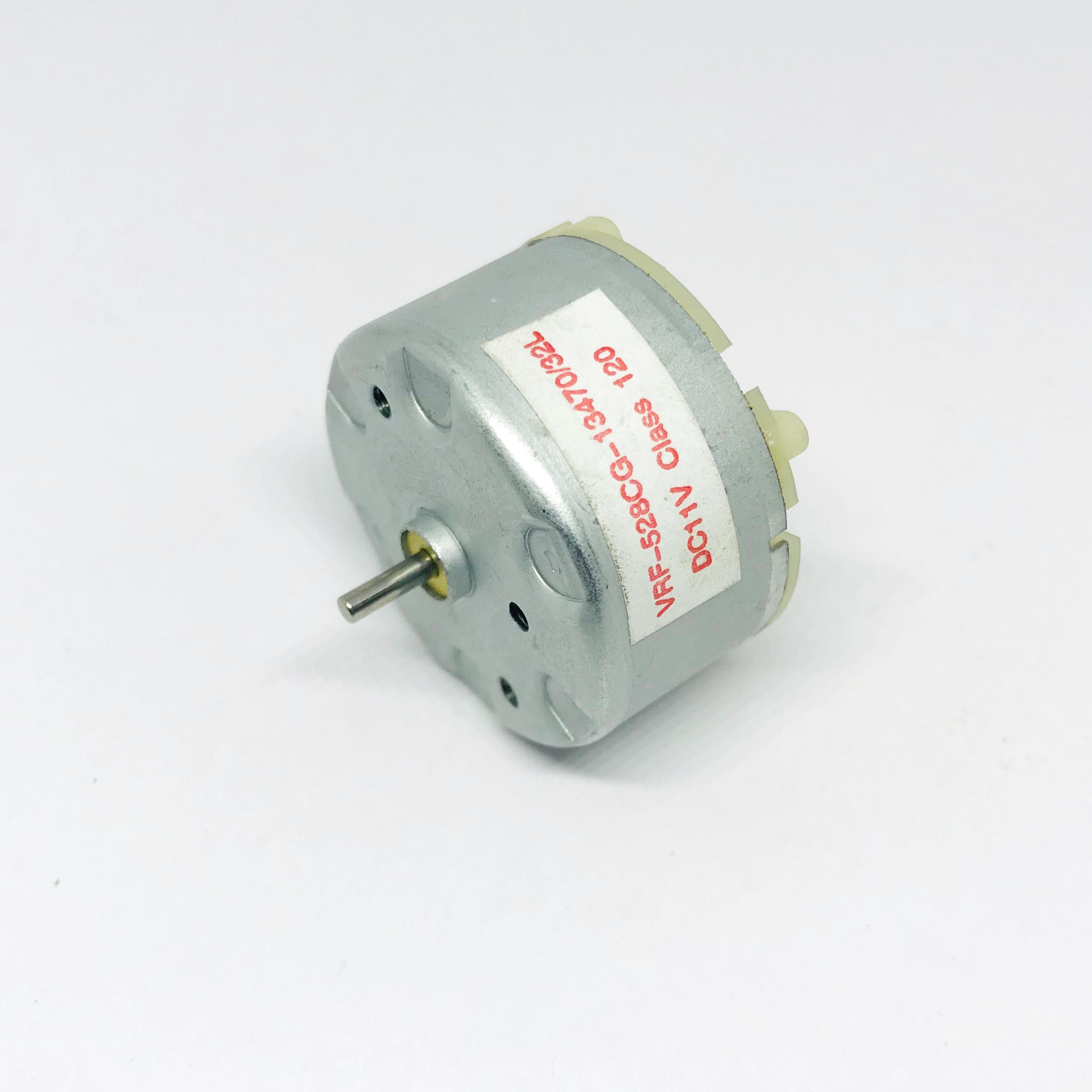 Động cơ motor mô tơ mini VRF-528CG DC 6V-12V chạy êm tốc độ 2500 - 5100 vòng trên phút - LK0100