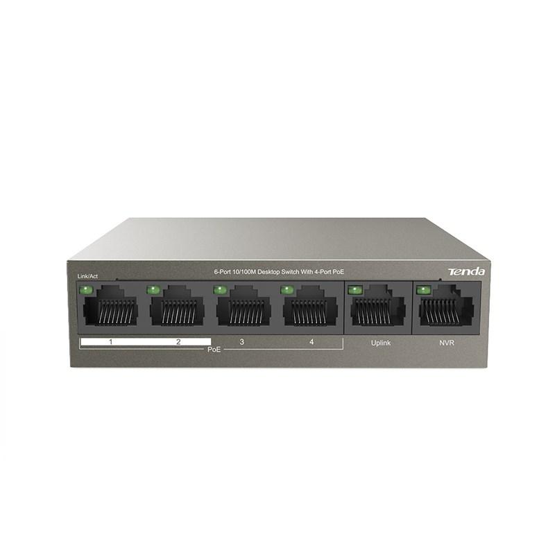 Switch TEF1106P-4-63W Hàng - Chính Hãng