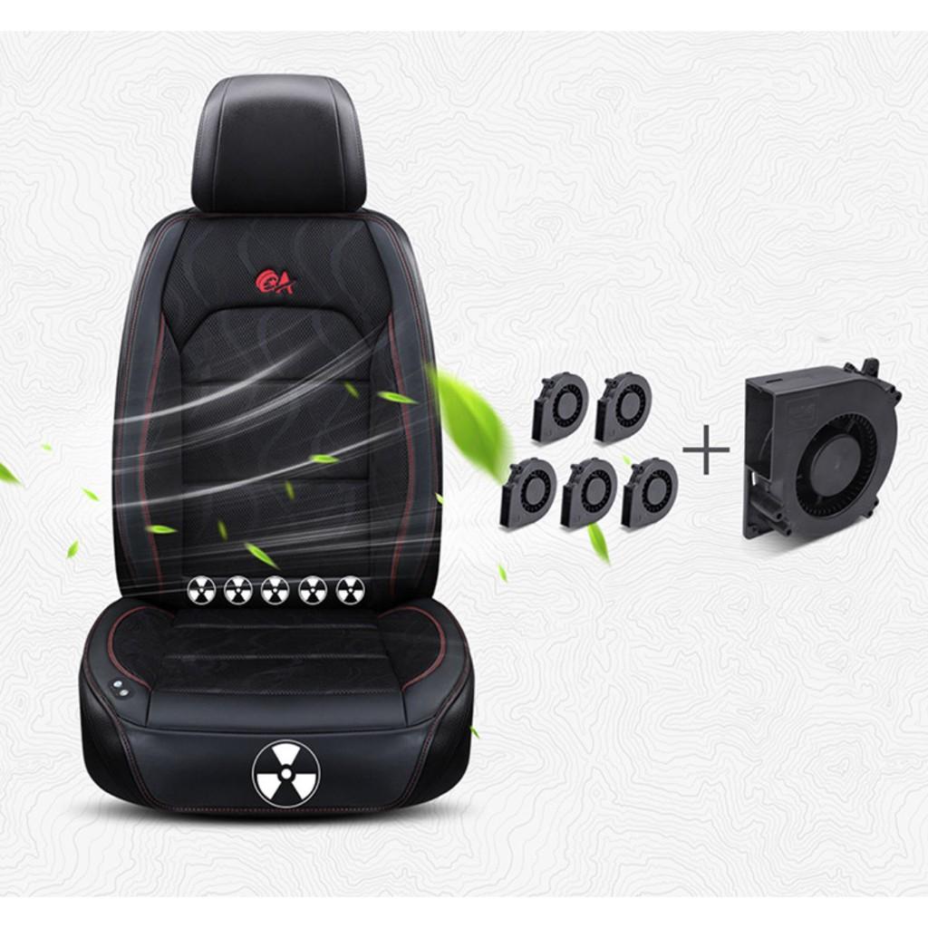 Quạt Ghế Ô Tô Lực Gió Siêu Mát New Cool Seat BlackPower