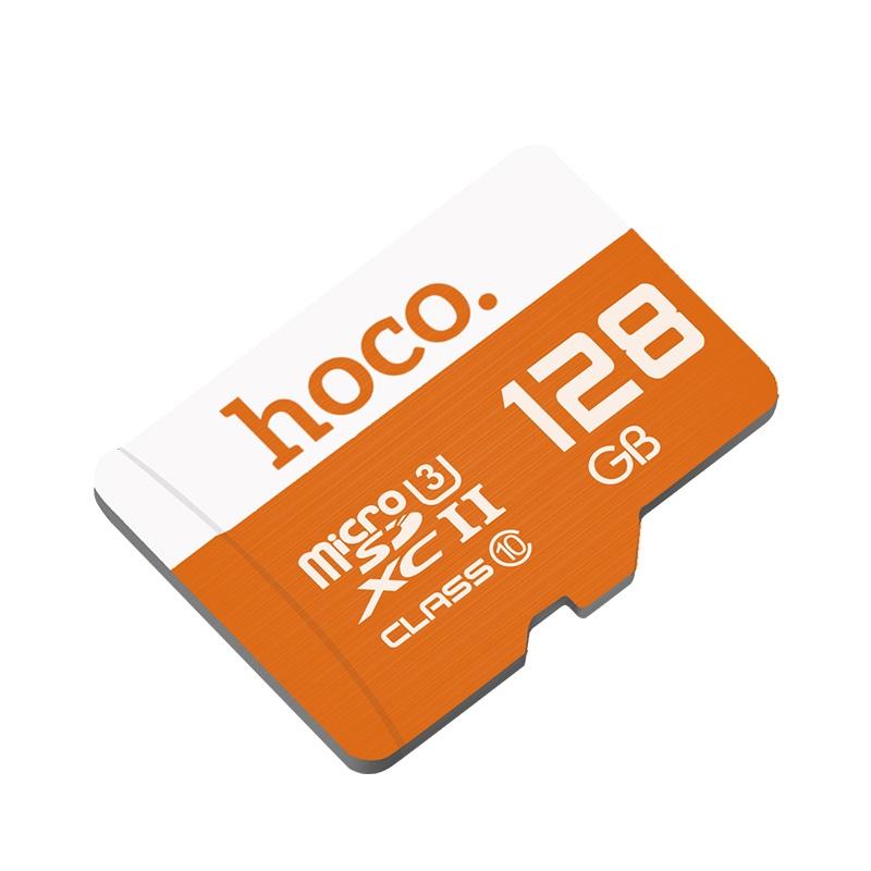 Thẻ nhớ tốc độ cao TF Hoco micro-SD chuẩn thẻ class 10 tốc độ đọc cao - Hàng chính hãng