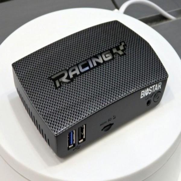 PC mini RACING P1 Intel Quad Core Z8350 on board,4G DDR3L on board 64G - Hàng nhập khẩu