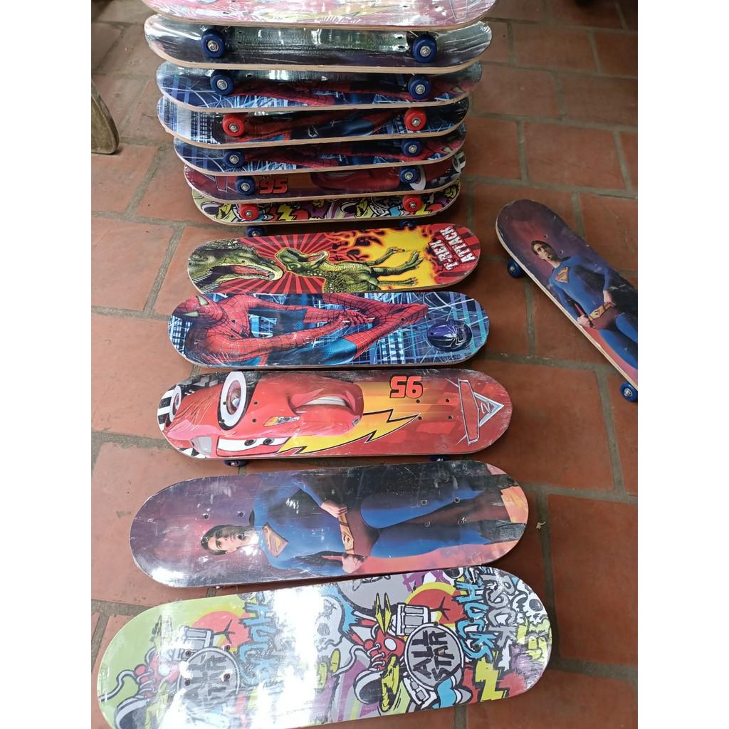 Ván trượt skateboard người lớn tiêu chuẩn 70*20 cm