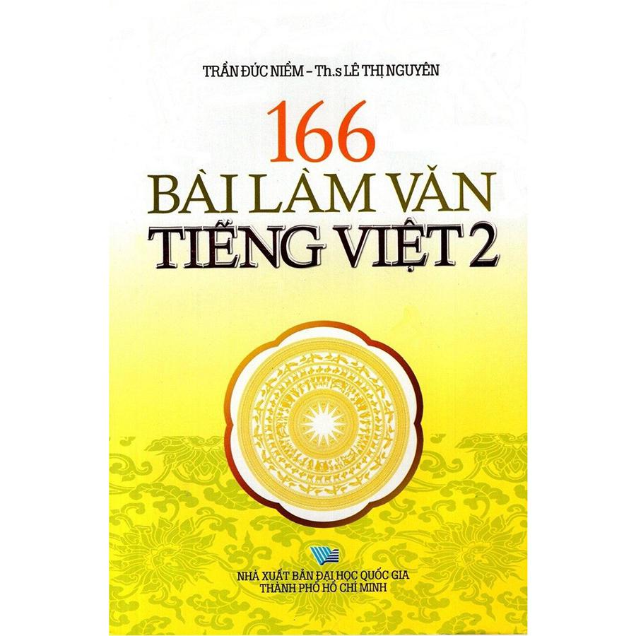166 Bài Làm Văn Tiếng Việt Lớp 2