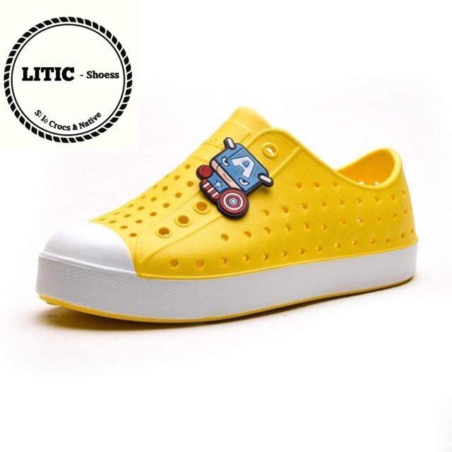giày native cho bé nhiều màu lựa chọngiày native so cute NA07