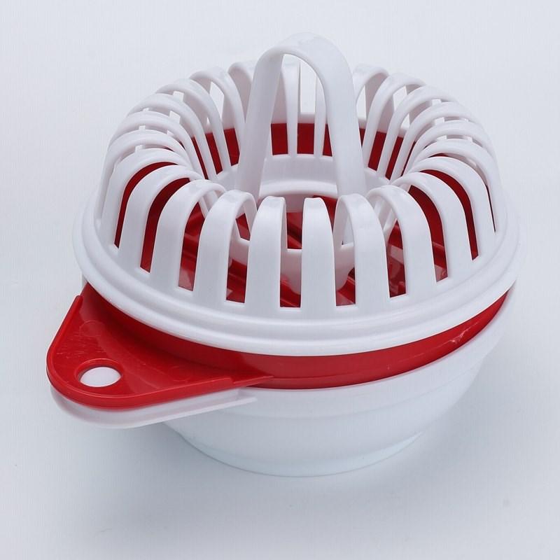 Combo Dụng Cụ Bào, Gọt Và Khay Nướng Khoai Tây Trong Lò Vi Sóng Tặng Kèm 1mocs treo ổ cắm điện (Giao màu ngẫu nhiên)