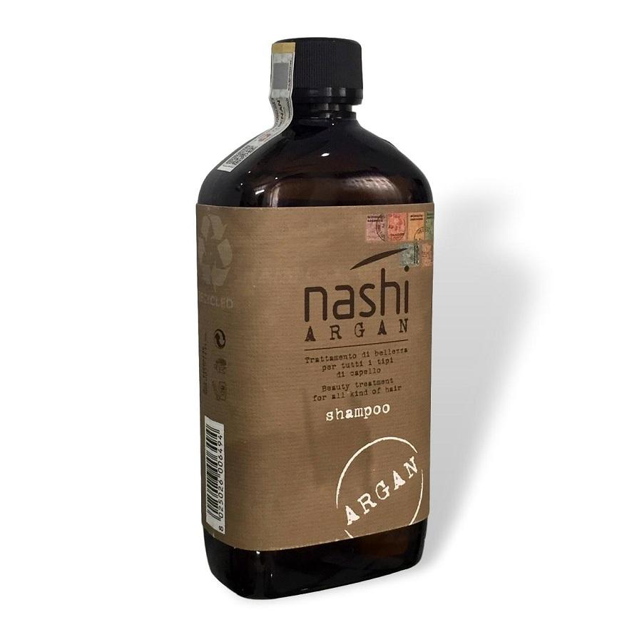 Dầu gội siêu mượt Nashi Argan Classic Shampoo 500ml