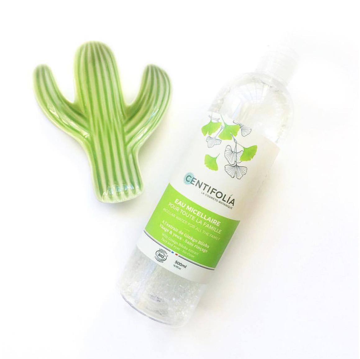 Nước tẩy trang Centifolia Eau Micellaire 500ml - Nước tẩy trang |  MyPhamTONA.com