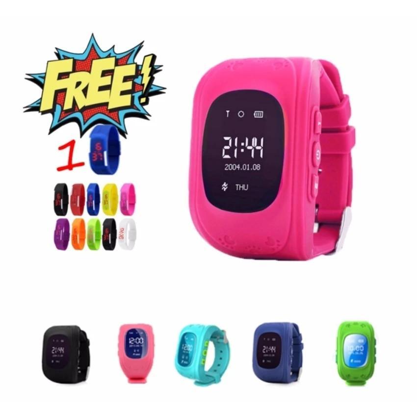 Đồng hồ định vị trẻ em NetWatch V1 (Nhiều màu)