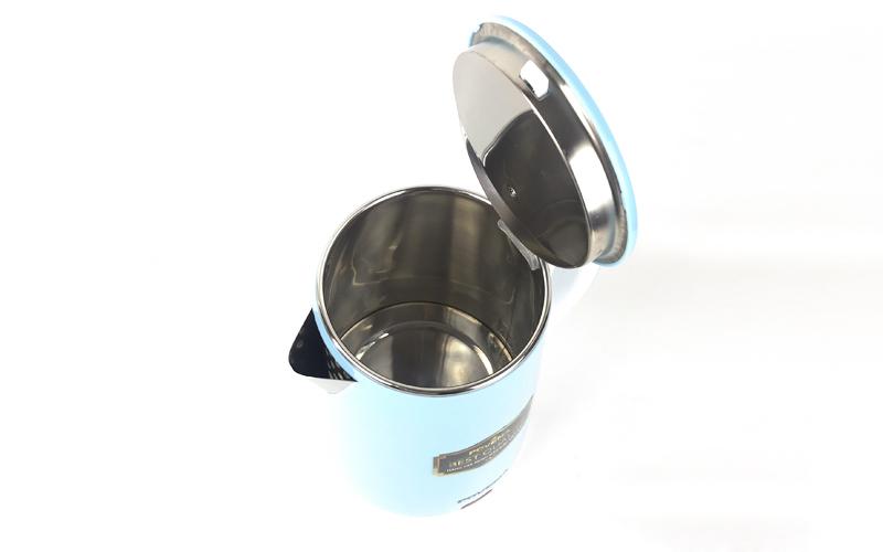 Ấm Siêu Tốc Inox 2L Povena Công Suất 1500W  Đun Sôi Cực Nhanh Tiết Kiệm Điện-Hàng Nhập Khẩu