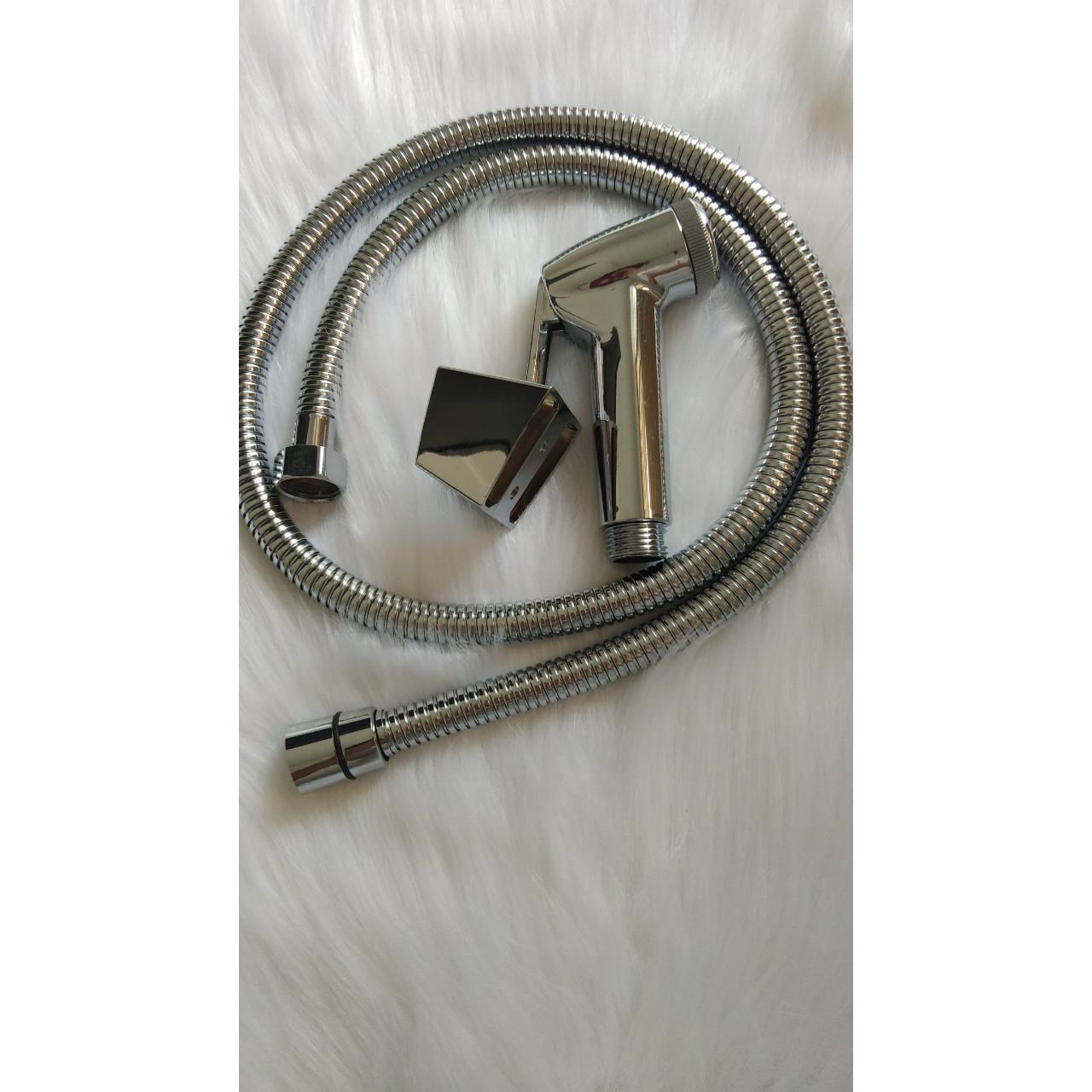 BỘ vòi xịt vệ sinh với lực nước cực mạnh