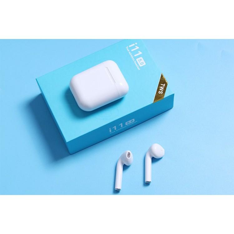 Tai nghe Bluetooth TWS I11s Không dây - Hàng Chính Hãng