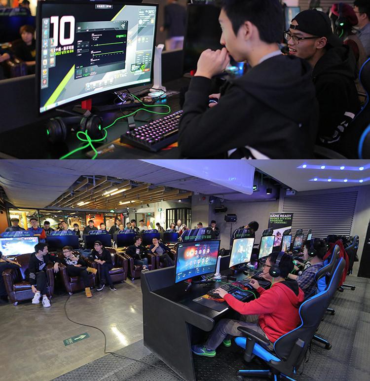 Màn Hình Gaming HKC NB27C2 27 inch Full HD 4ms144Hz VA - Hàng Chính Hãng
