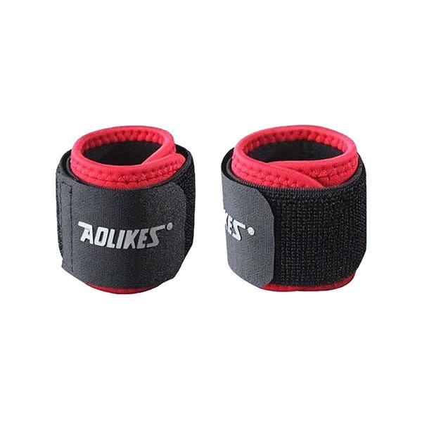 Combo 2 dây đai quấn bảo vệ cổ tay thể thao AOLIKES TC-7936