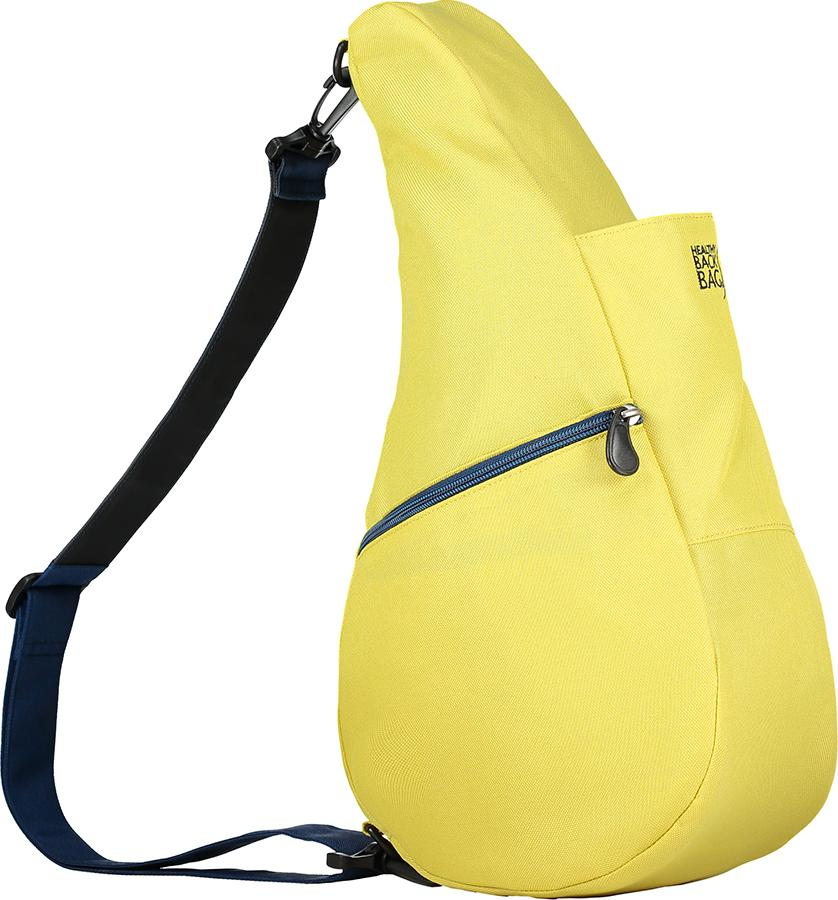 Túi Đeo Chéo Unisex Healthy Back Bag Reversible Poly - 6113-NVCI - Citron