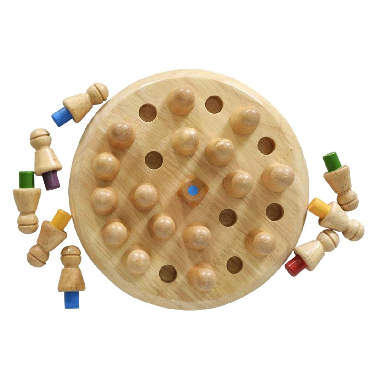Trò Chơi Trí Tuệ Memory Chess